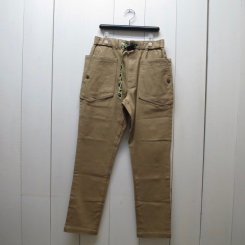 チャムス/CHUMS/Stretch Camping Pants/Beige