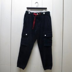 チャムス/CHUMS/Corduroy Cargo Pants/Navy