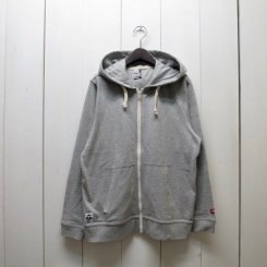 チャムス/CHUMS/Full Zip T-Parka/H・Gray