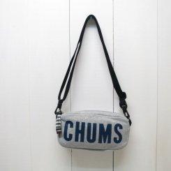 チャムス/CHUMS/Boat Logo Shoulder Sweat/H・Gray