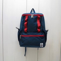 チャムス/CHUMS/Junior Day Pack Nylon/Navy