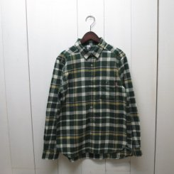 チャムス/CHUMS/Nel Shirt/Green