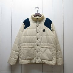 チャムス/CHUMS/Camping Insulated Jacket/Beige