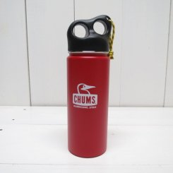 チャムス/CHUMS/Camper Stainless Bottle 550/Red