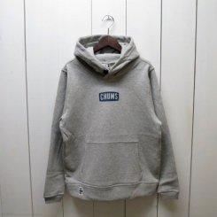 チャムス/CHUMS/CHUMS Mini Logo Pullover Parka/H・Gray