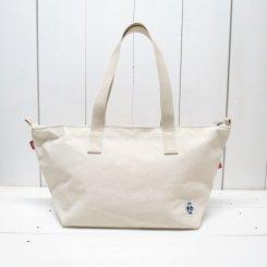 チャムス/CHUMS/Escalante Zipper Tote Bag/Natural