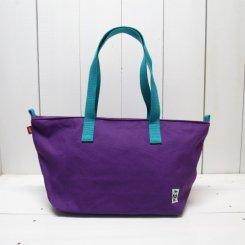チャムス/CHUMS/Escalante Zipper Tote Bag/Purple