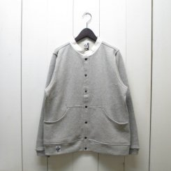 チャムス/CHUMS/Full Snap Hurricane Top/H・Gray