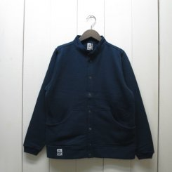 チャムス/CHUMS/Full Snap Hurricane Top/Navy