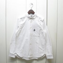 チャムス/CHUMS/CHUMS OX Shirt/White Booby