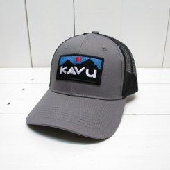 カブー/KAVU/Above Standard/Charcoal