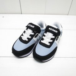 カルフ/KARHU/ALBATROSS KIDS MOOMIN/Jet Black × Bright White