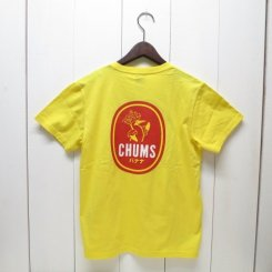 チャムス/CHUMS/Banana T-Shirt/Yellow