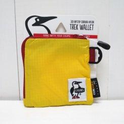 チャムス/CHUMS /Trek Wallet/Yellow