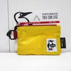チャムス/CHUMS /Trek Coin Case/Yellow