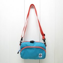 チャムス/CHUMS/Eco Shoulder Pouch �/Mint