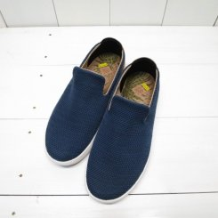 フリーウォータース/freewaters/TRVL SLIP-ON/NVY