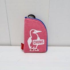 チャムス/CHUMS/Pass Card Case Sweat/H・Pink