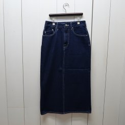 チャムス/CHUMS/Jean Skirt/Indigo