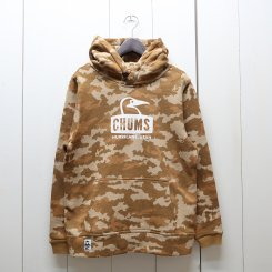 チャムス/CHUMS/Booby Face Pullover Parka/Digital Camo