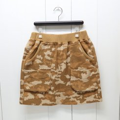 チャムス/CHUMS/Hurricane Bush Skirt/Digital Camo