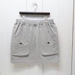 チャムス/CHUMS/Hurricane Bush Skirt/H・Gray