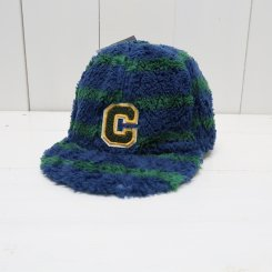 チャムス/CHUMS/Kid's Elmo Baseball Cap/Navy Green BD