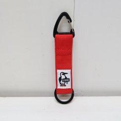 チャムス/CHUMS/Recycle Key Holder/Red