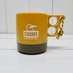 チャムス/CHUMS/Camper Mug Cup/Mustard × Khaki