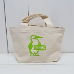 チャムス/CHUMS/Booby Mini Canvas Tote/Lime