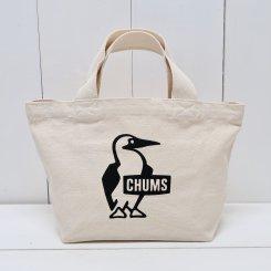 チャムス/CHUMS/Booby Mini Canvas Tote/Black