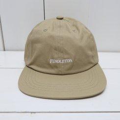 ペンドルトン/PENDLETON/EMB BALL CAP/Beige