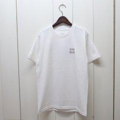 シェラデザイン/SIERRA DESIGNS/SD 60's LOGO TEE/White