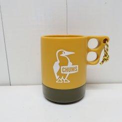 チャムス/CHUMS/Camper Mug Cup Large/Mustard × Khaki