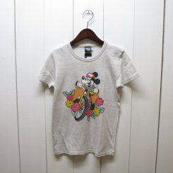 Disney Tシャツ(MICKEY MTB)/OATMEAL