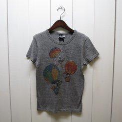 Disney Tシャツ(MICKEY&FRIENDS BALOON)/H.GREY