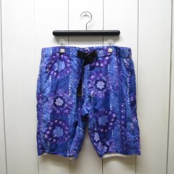 ワイルドシングス/WILD THINGS/PILE LINED CLIMBING SHORT/BLUE