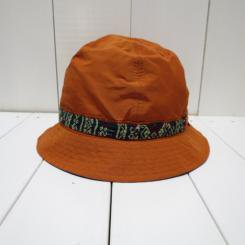 ワイルドシングス/WILD THINGS/60/40 METRO HAT/RUST