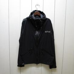 ワイルドシングス/WILD THINGS/HOODED WIND SHIRT//black