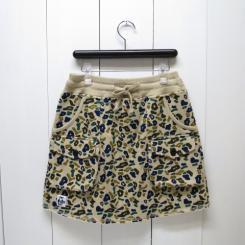 チャムス/CHUMS/Light Weight Sweat Bush Skirt/Duck Camo