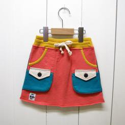 チャムス/CHUMS/Kid's Bush Skirt/Crazy