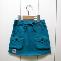チャムス/CHUMS/Kid's Bush Skirt/Teal