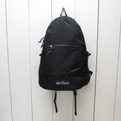 ワイルドシングス/WILD THINGS/DAY PACK/black