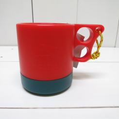 チャムス/CHUMS/Camper Mug Cup/Red・Forest