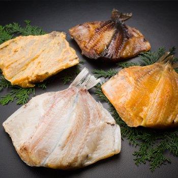 つぼ鯛干物(塩)