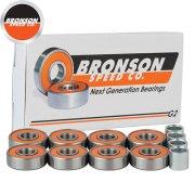 スケートボード ブロンソン ベアリング BRONSON SPEED Bearing G2●オイルタイプ 「スマートレター便対応」