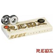 スケートボード ボーンズ ベアリング セラミック スーパーレッズ Bones Ceramic Super REDS Bearings
