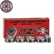 スケートボード インディ ベアリング Independent Genuine Parts GP-R Bearings INDY 「スマートレター便対応」