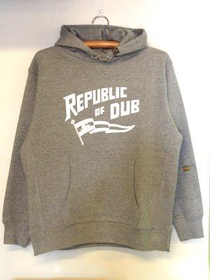 DUB GONG / REPUBLIC OF DUB pt.2 Pull-Parka