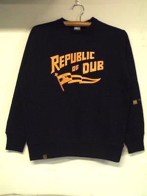 DUB GONG / REPUBLIC OF DUB pt.2 Crew Neck
